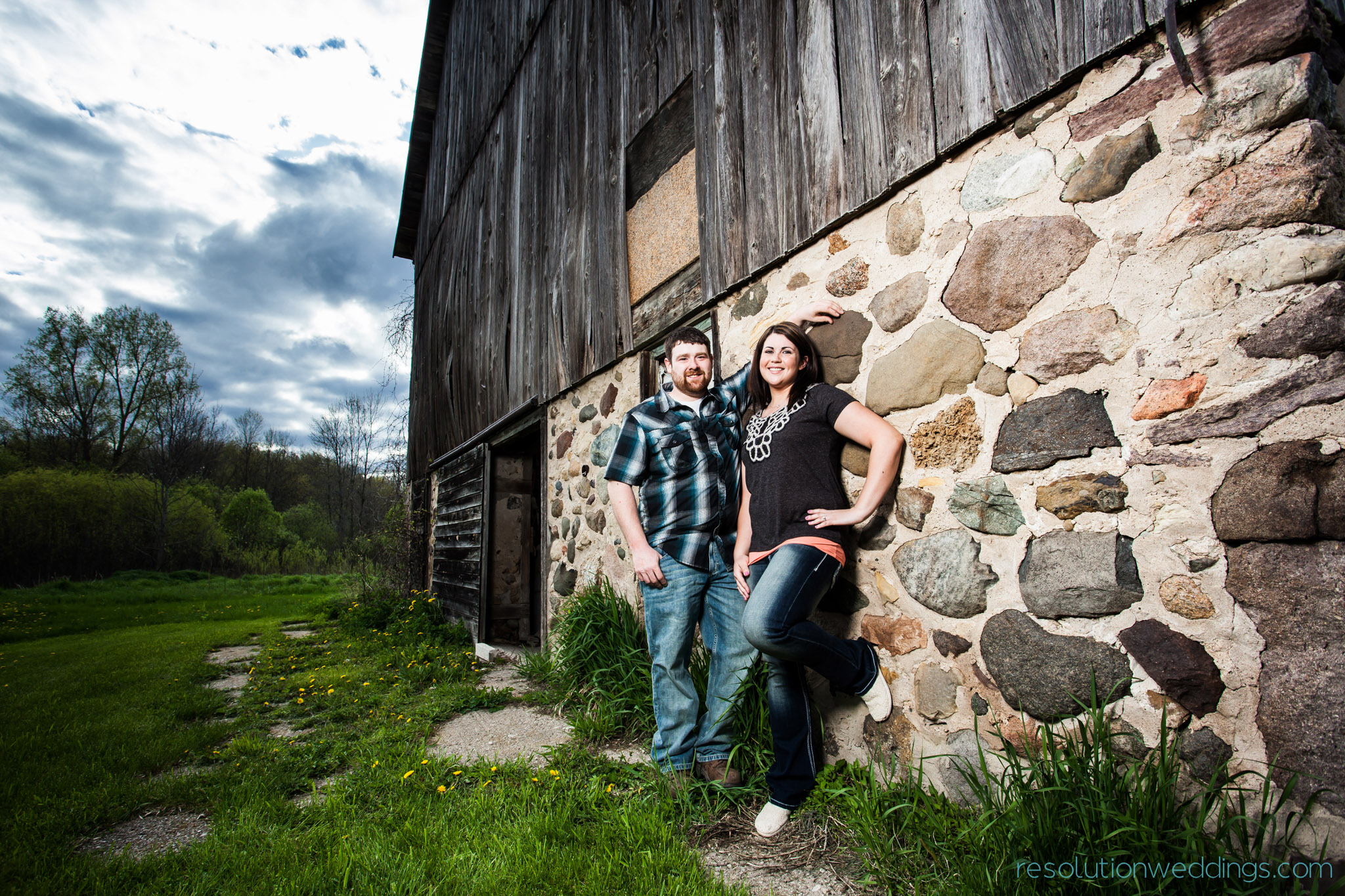 Green bay pictures best engagement photographer WI_19