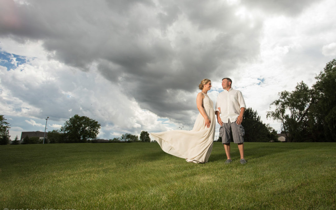 Craig and Lindsey – Green Bay wedding photographer